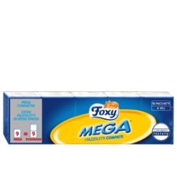 FOXY MEGA FAZZOLETTI 4V COMPAC PZ 10 X24