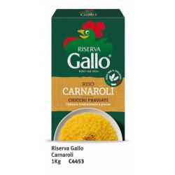 RISO GALLO CARNAROLI 1 KG X 12 PZ
