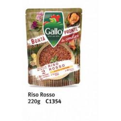 RISO GALLO BONTÀ PRONTE RISO ROSS 220GX6