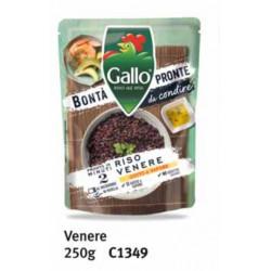 RISO GALLO BONTÀ PRONTE VENERE 250GR X6
