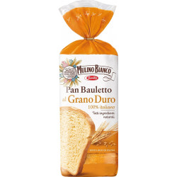 MULINO BIANCO PAN BAUL GRAN DURO 400GRX8