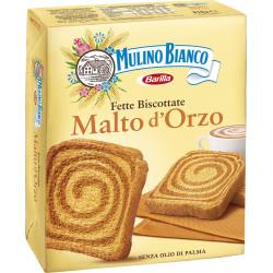 MULINO BIANCO FETTE MALTO ORZO 315GR X16