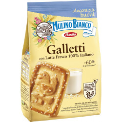MULINO BIANCO GALLETTI 350GR X24