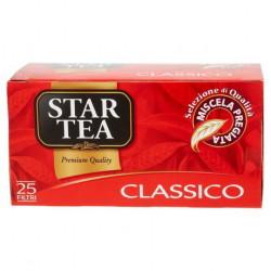 STAR TEA CLASSICO X 25 FILTRI X24