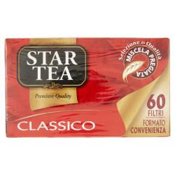 STAR TEA CLASSICO X 60 FILTRI X24