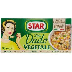 STAR 10 DADI VEGETALI 100GR X 48 PZ