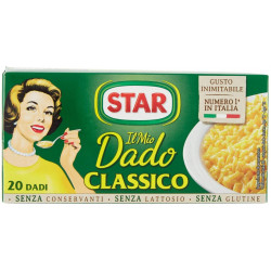STAR 20 DADI CLASSICI 200GR X 24 PZ