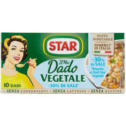 STAR 10 DADI VEGETALI -30% SALE 100GX48