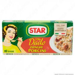 STAR 10 DADI FUNGHI PORCINI X 48 PZ