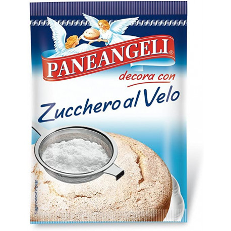 PANEANGELI ZUCCHERO A VELO 125GR X24