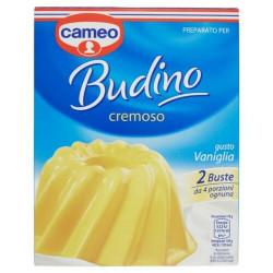 CAMEO BUDINO CREMOSO VANIGL 130GR X8