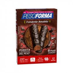 PESOFORMA BARRETTE DARK 372GR X 6