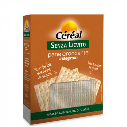 CEREAL SENZA LIEVITO PANE CROCC 180GRX10