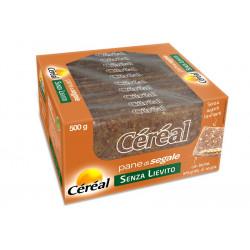 CEREAL SENZA LIEVITO PANE SEGAL 500GRX12