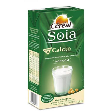 CEREAL SOIA DRINK CALCIO QLT X12
