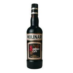 SAMBUCA MOLINARI CAFFE' CL 70