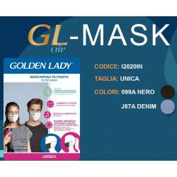 GOLDEN LADY MASCHERINA GL MASK X 30 PZ