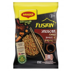 MAGGI YAKISOBA NOODLES CHILLY 120GR X8