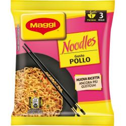 MAGGI NOODLES POLLO 71GR X10