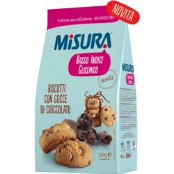 MISURA BISCOTTI GOCCE DI CIOCC GR200X12
