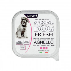 SPECIAL DOG FRESH PATE AGNEL 150GR X24