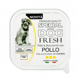 SPECIAL DOG FRESH PATE POLLO 150GR X24
