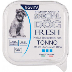SPECIAL DOG FRESH PATE TONNO 150GR X24
