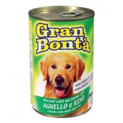 GRAN BONTA BOCC CANE AGNEL RISO 400GRX24