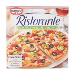CAMEO RISTORANTE PIZZA VERD GRIGL 345GX7