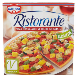 CAMEO RISTO PIZZA ROSS VERD GRIGL 335GX7