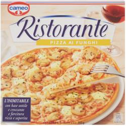CAMEO RISTORANTE PIZZA AI FUNGHI 365GRX7