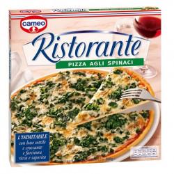 CAMEO RISTORANTE PIZZA SPINACI 390GR X7