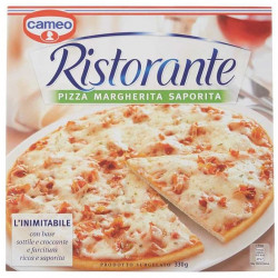 CAMEO RISTORANTE PIZZA MARGHER 300GR X7