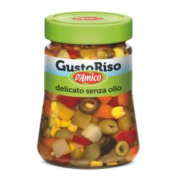 D'AMICO GUSTORISO DELICATO GR 290X8