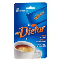 MY DIETOR 120 COMPRESSE 6 GR X30