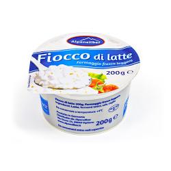 ALPENSILBER FIOCCO DI LATTE 200GR X12