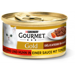 PURINA GOURMET GOLD 85GR X12