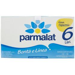 PARMALAT LATTE BONTA E LINEA BRIK 6LT