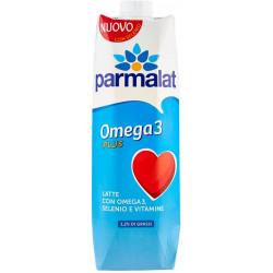 PARMALAT LATTE OMEGA 3 PLUS 1 LT X12