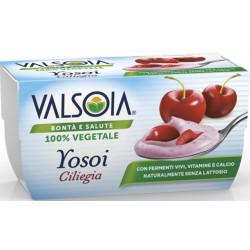 VALSOIA YOSOI CILIEGIA 125GR X2 X6
