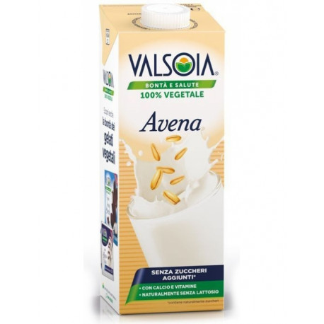 VALSOIA AVENA DRINK 1 LT X 10 PZ