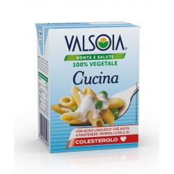 VALSOIA PANNA CUCINA SOIA 200ML X24