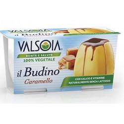 VALSOIA IL BUDINO CARAMELLO 115GR X2 X12