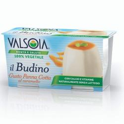 VALSOIA IL BUDINO PANNA COTTA 115GX2 X12