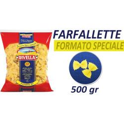 DIVELLA 97 FARFALLETTE 500 GR X 24