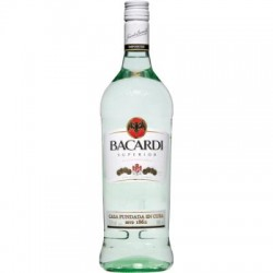 BACARDI BIANCO SUPERIOR LT 1