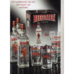 GIN BEEFEATER BAR PACK X 3