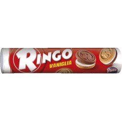 RINGO TUBO VANIGLIA 165 X 12