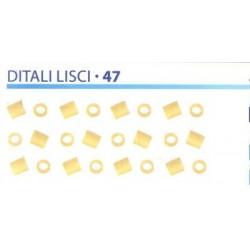 PASTA AMATO DITALI LISCI GR500X24