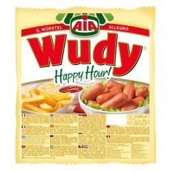 AIA WURSTEL WUDY HAPPY HOUR 1KG X6